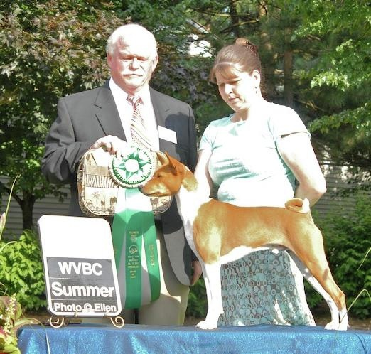 Club Officers & Members - Willamette Valley Basenji Club